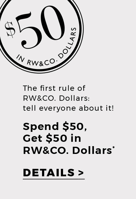 spend $50 receive $50