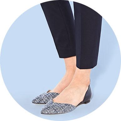 Ankle Slim Leg