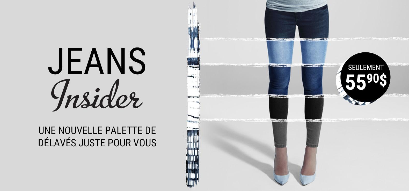 Vêtements de maternité - jeans INSIDER