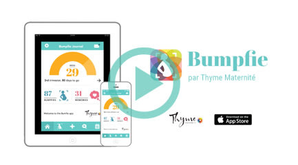 Vidéo de l'application Bumpfie