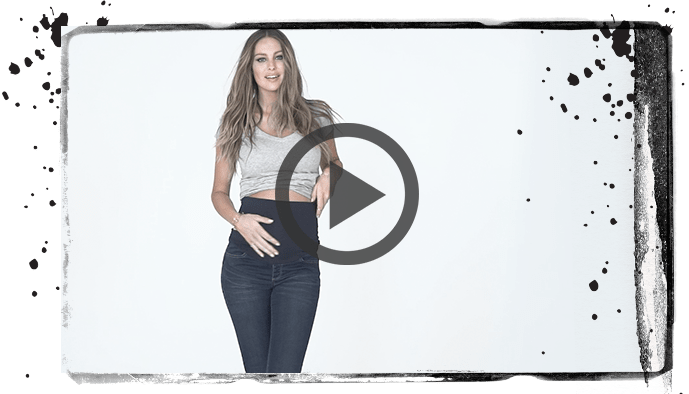 Maternity Jeans video
