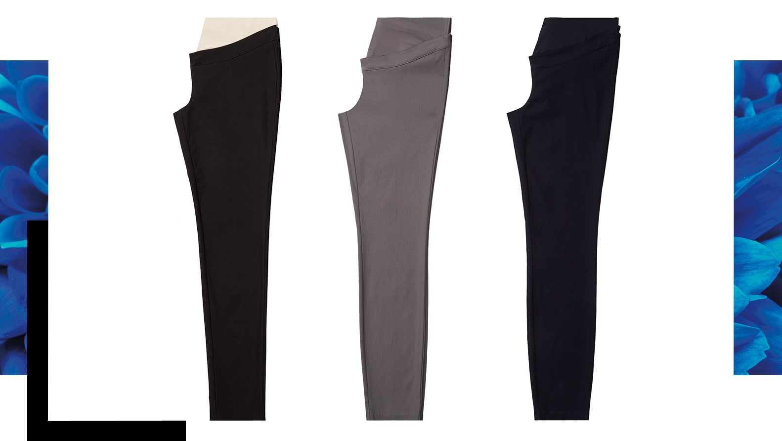 three pants