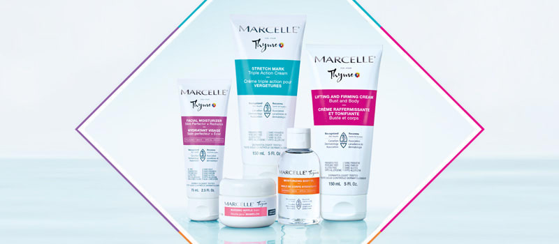 MARCELLE POUR THYME