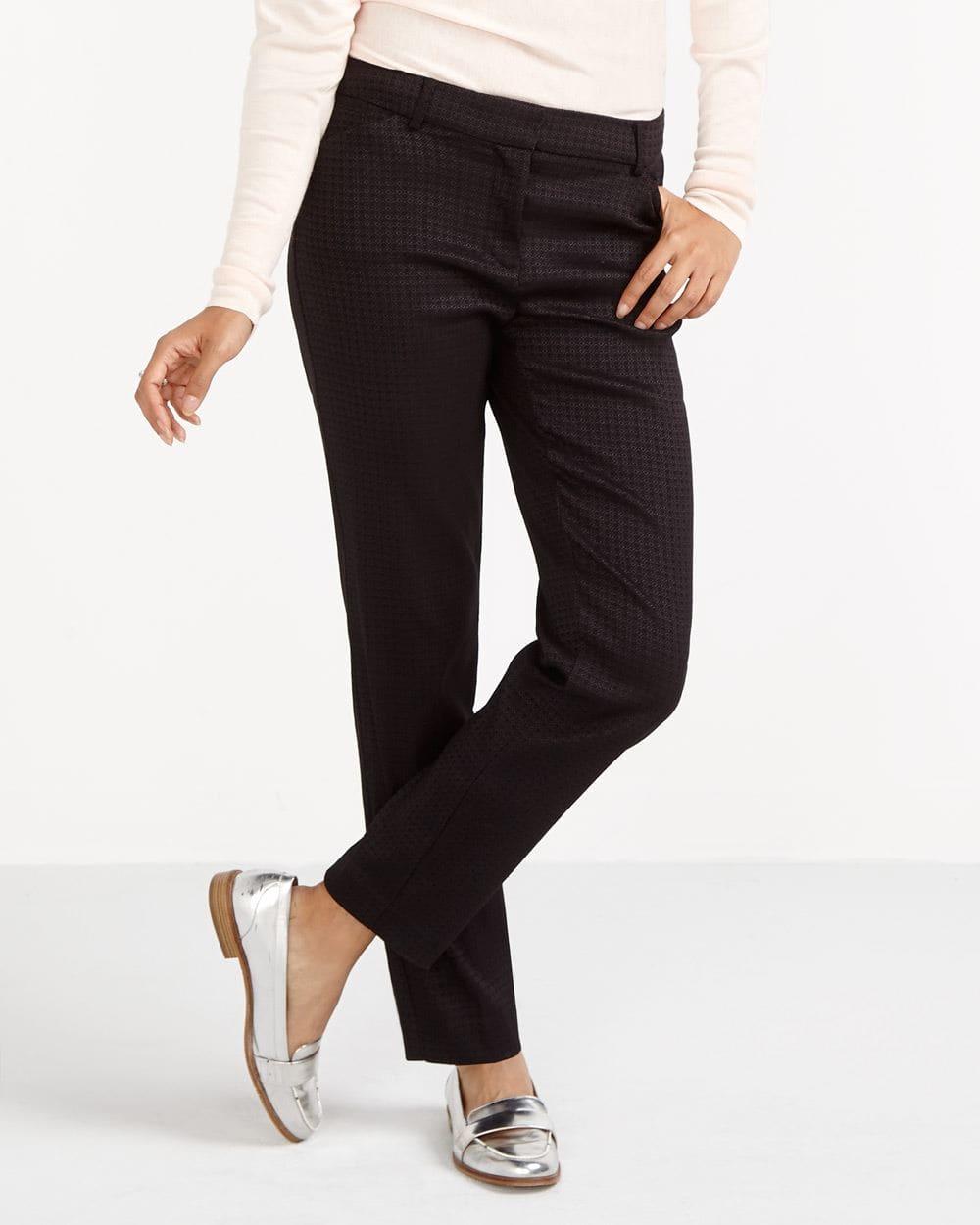 Diamond Skinny Pants