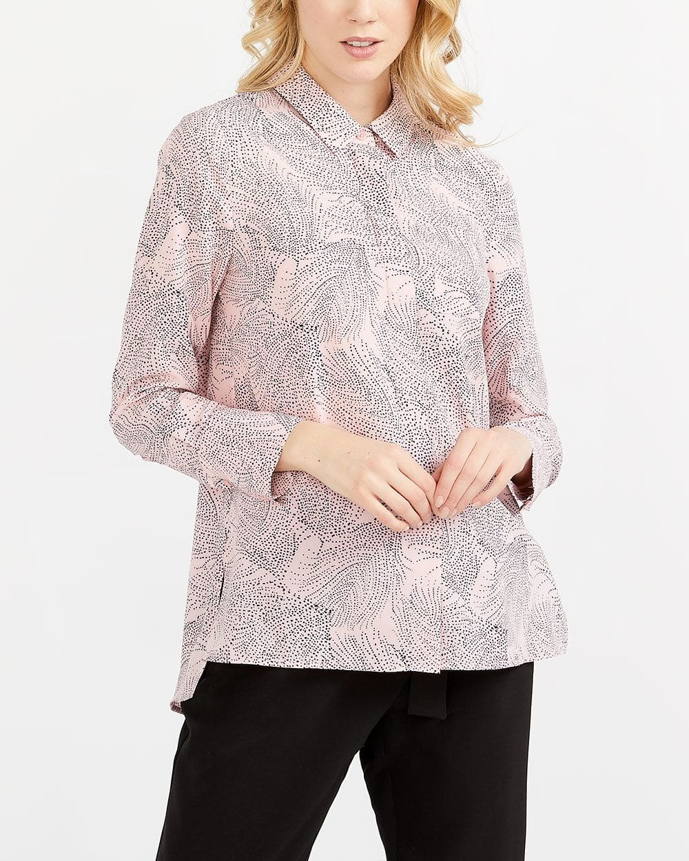 Chemise tunique imprimée Willow & Thread