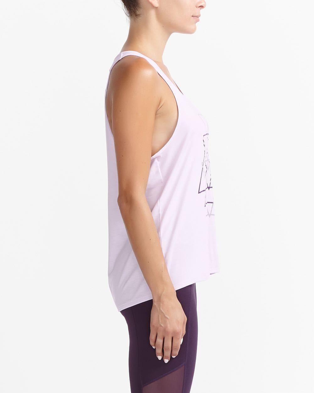 Hyba Graphic Yoga Tank Top