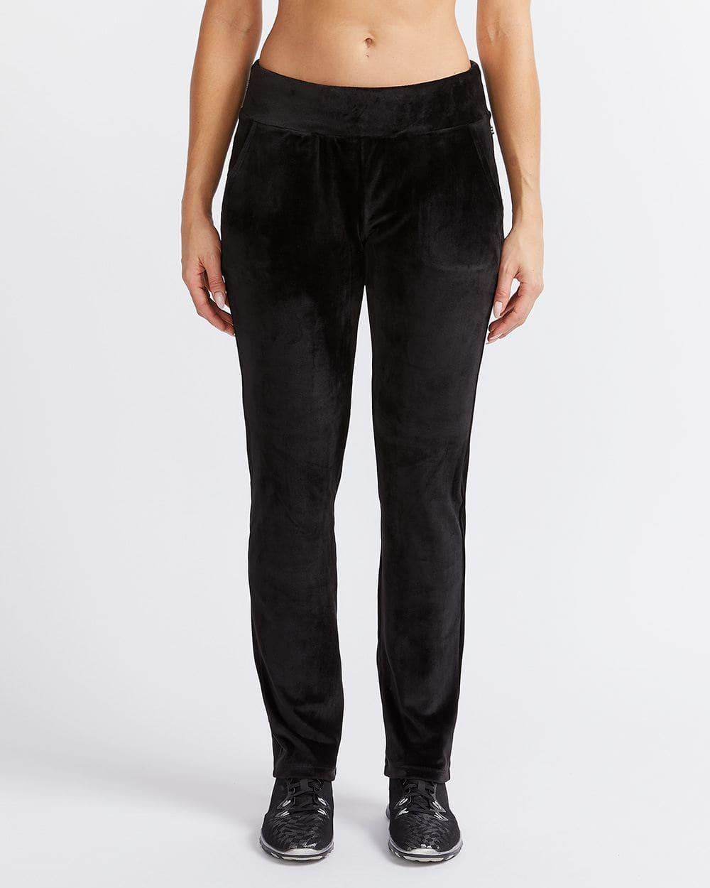 Pantalon en velours Hyba