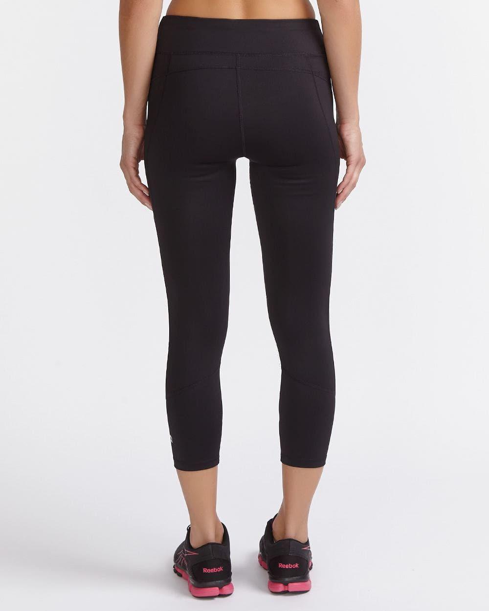 Hyba Cropped Mesh Training Legging