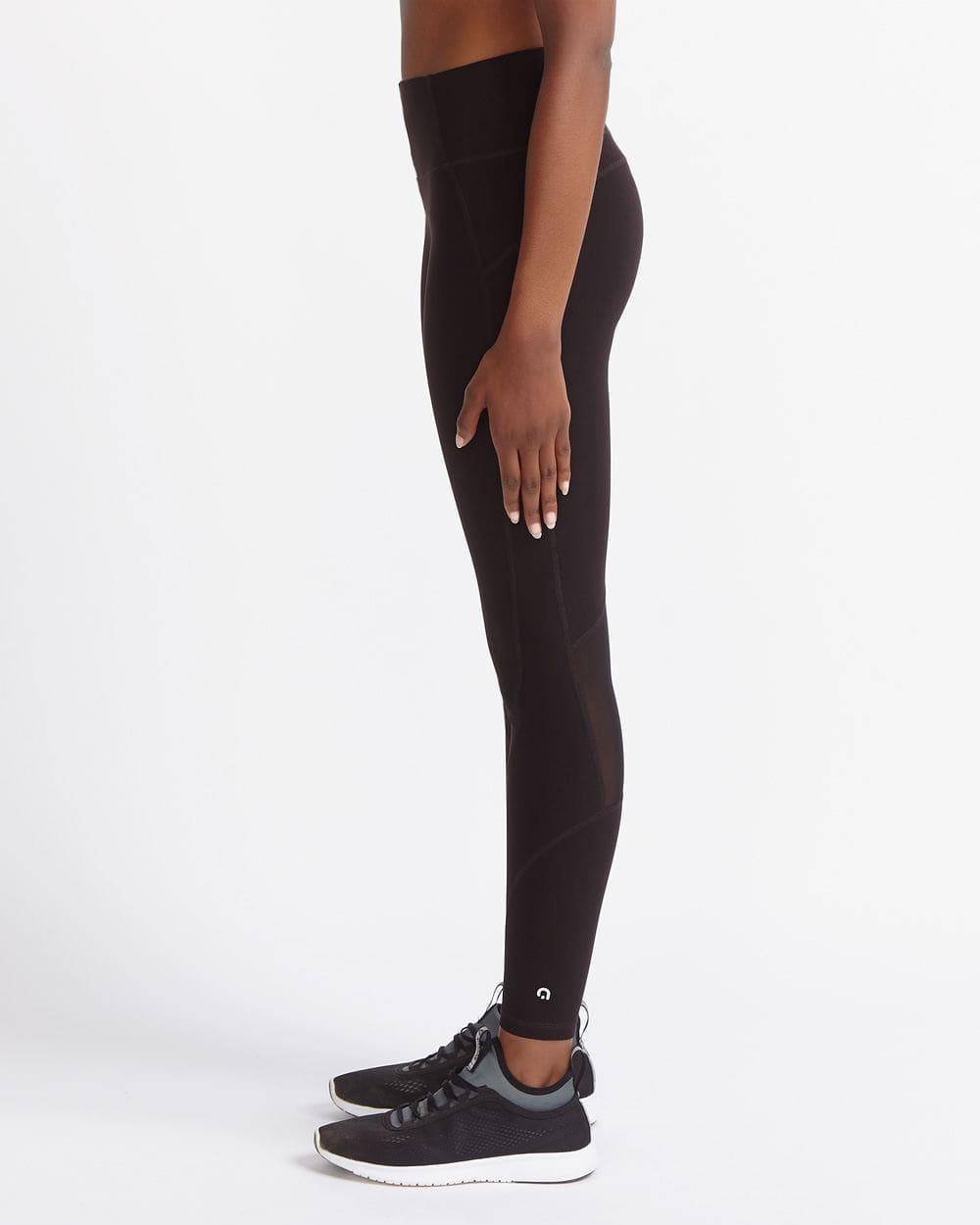 Legging d'entrainement avec mailles Hyba