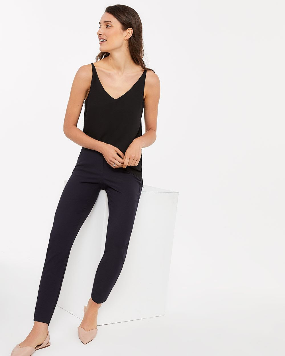 The Tall Iconic Skinny Ankle Pants