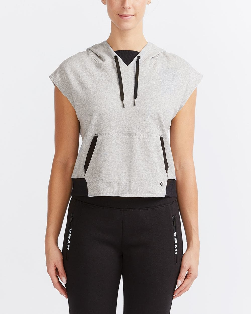 Hyba Cropped Hoodie