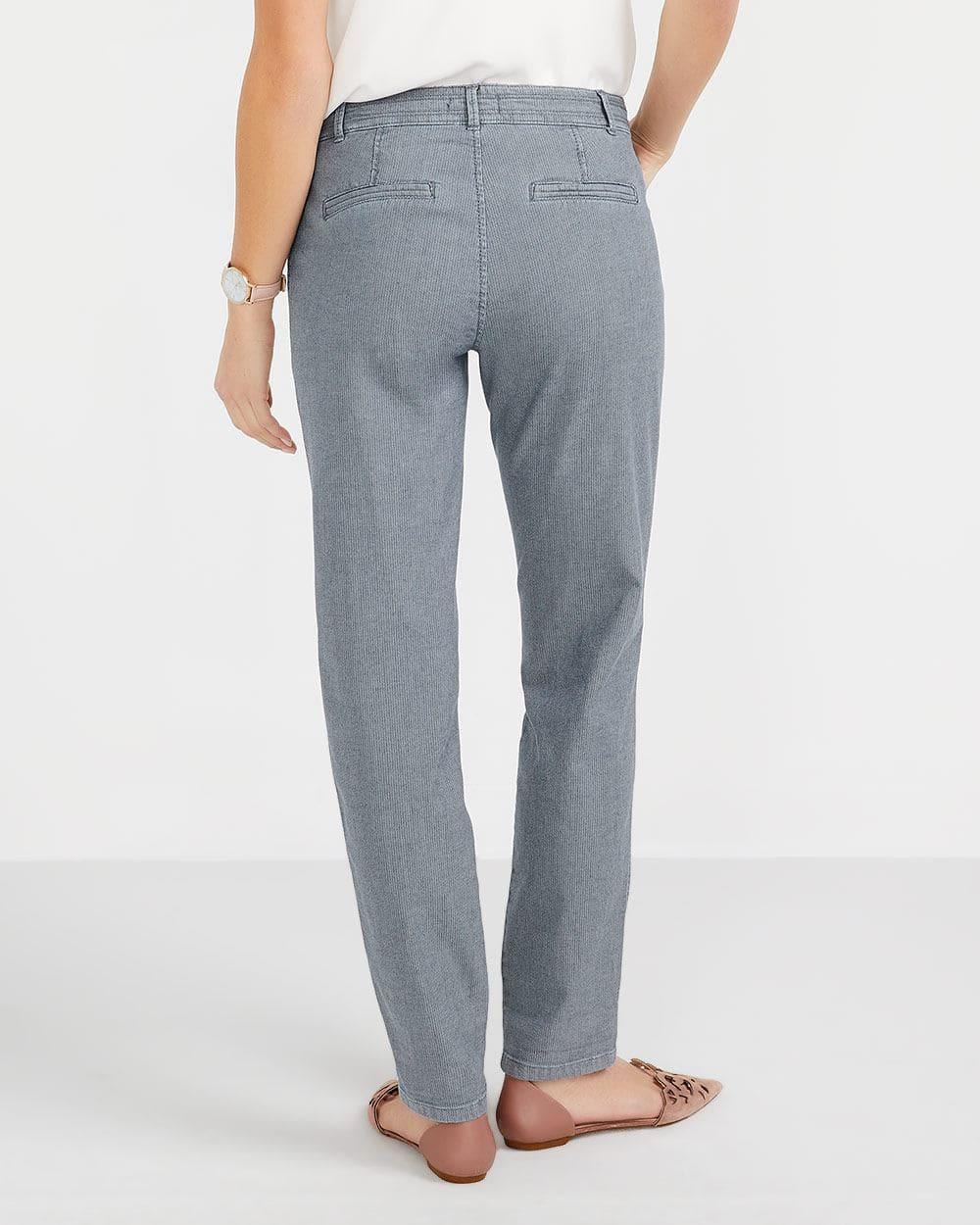 Tall Herringbone Chino Pants