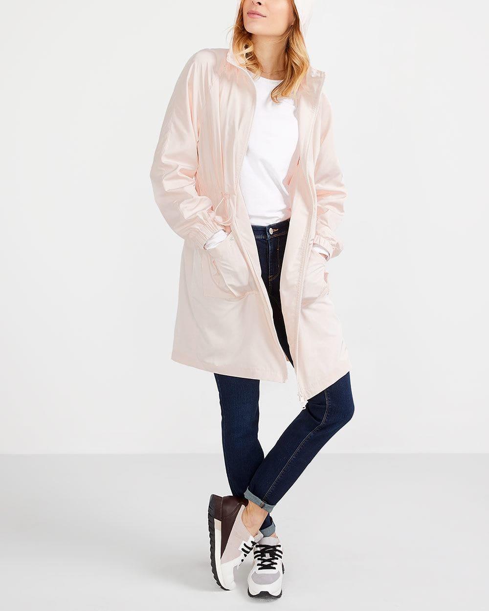 Pocket Raincoat