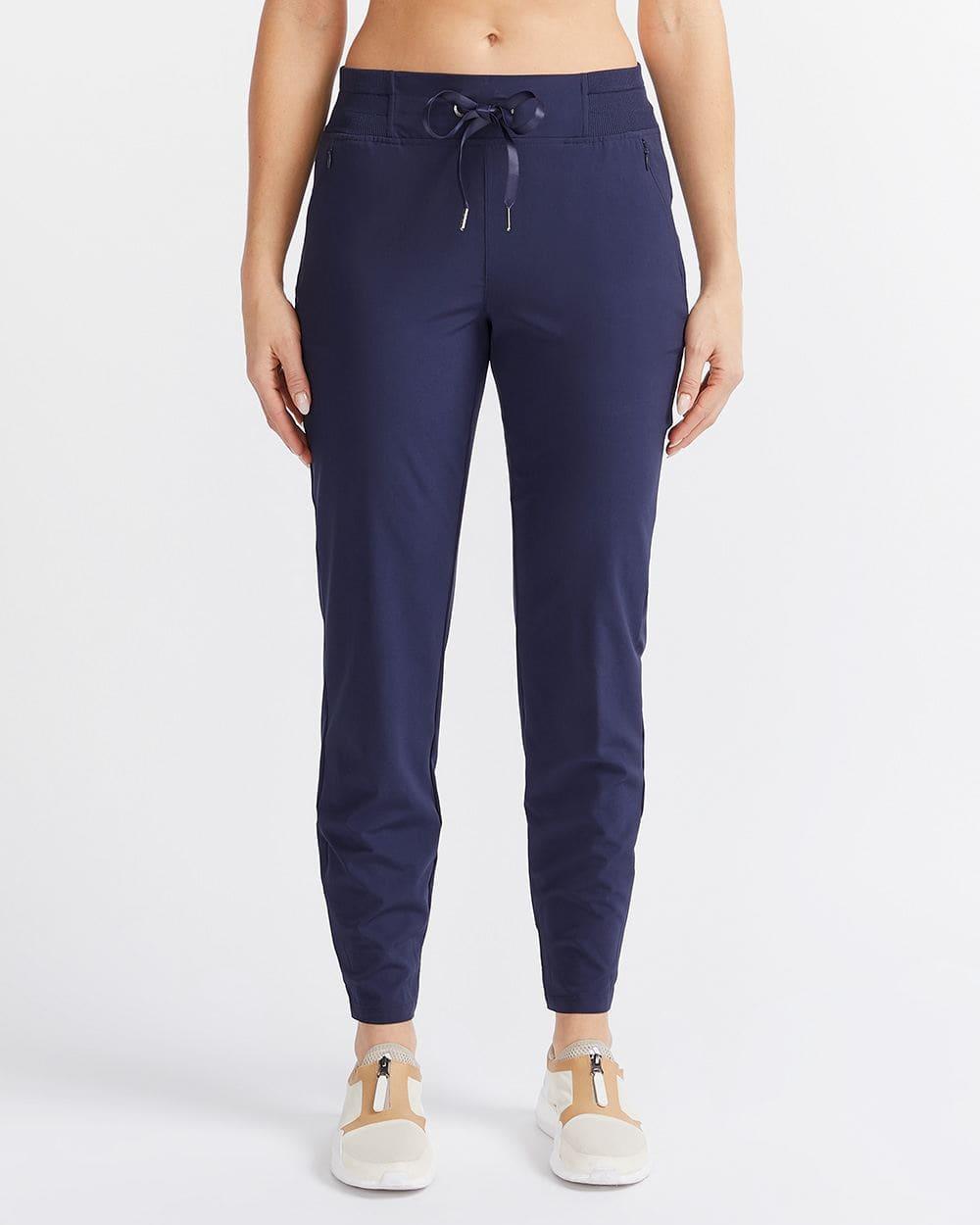 Pantalon de sport côtelé Hyba