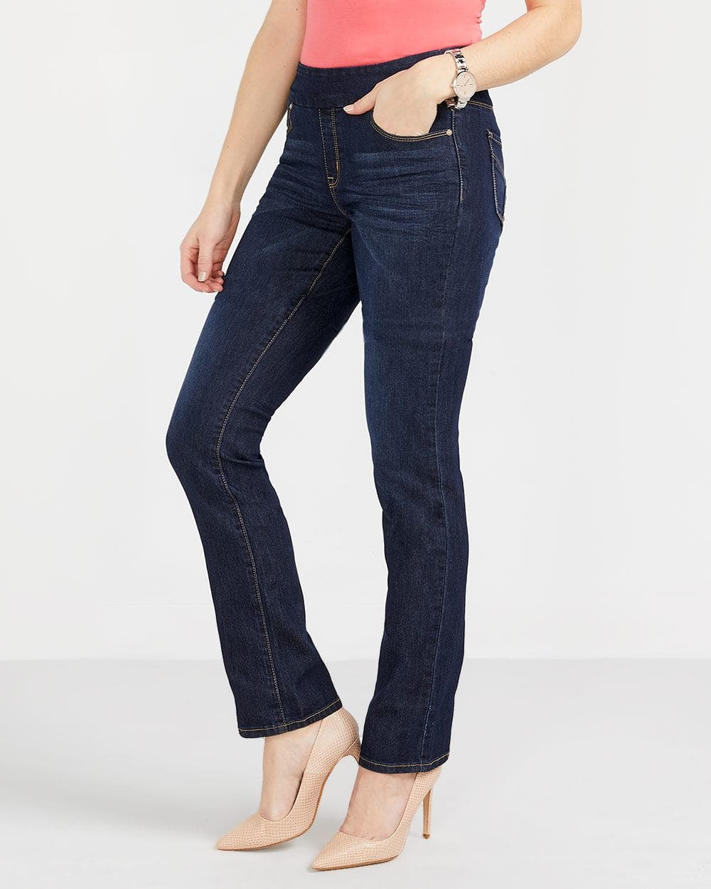 The Tall Original Comfort Straight Leg Jeans
