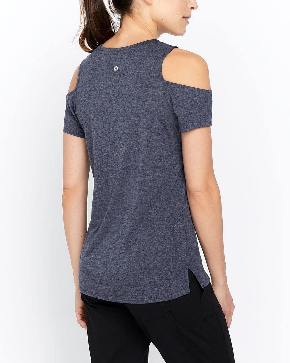 Hyba Cold-Shoulder T-Shirt
