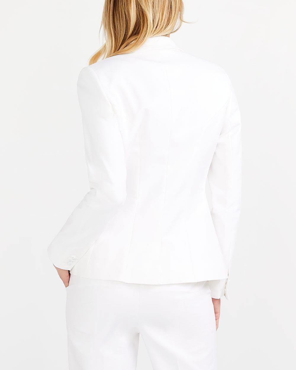 Willow & Thread Cotton Blend Blazer