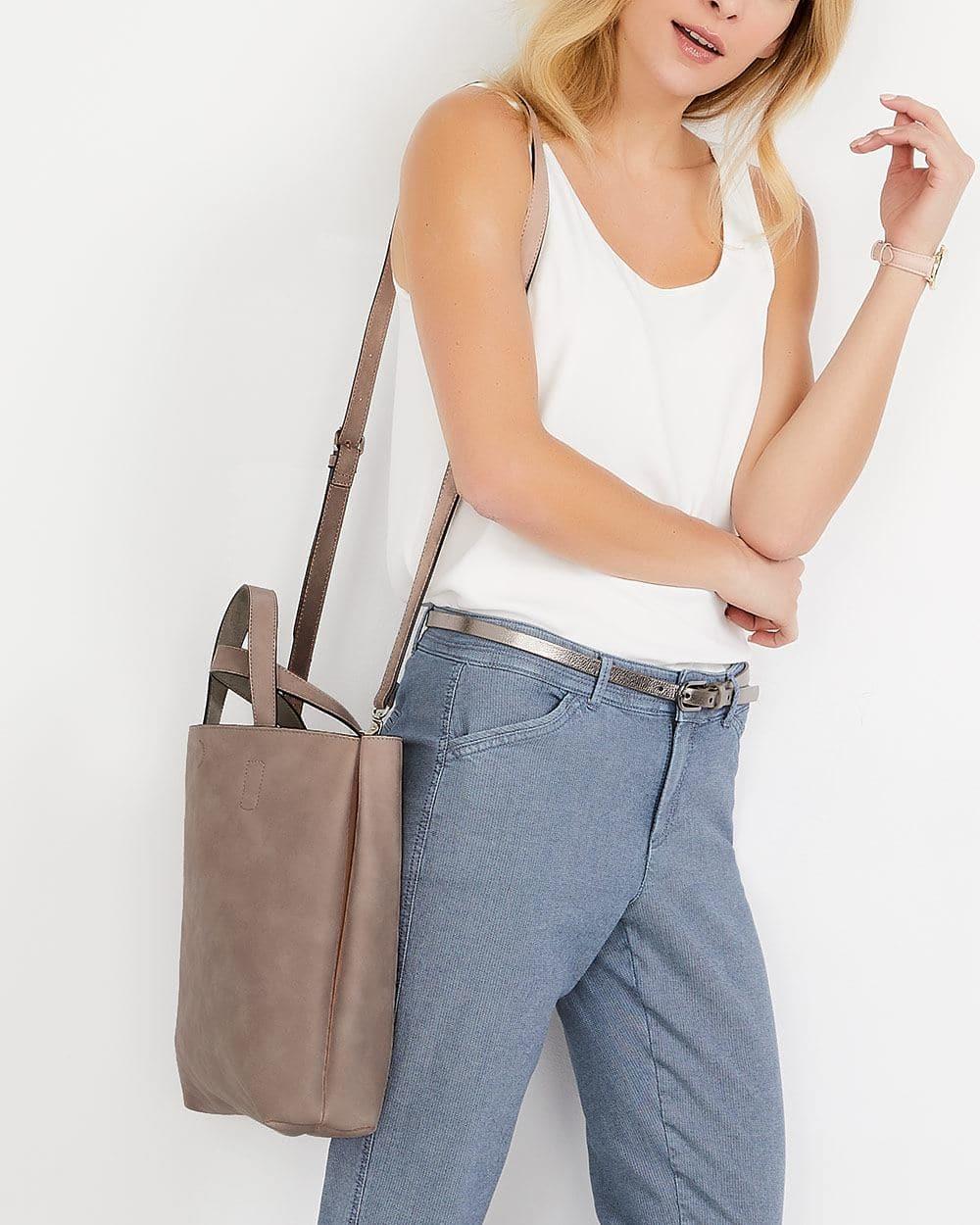 2-Tone Reversible Bag