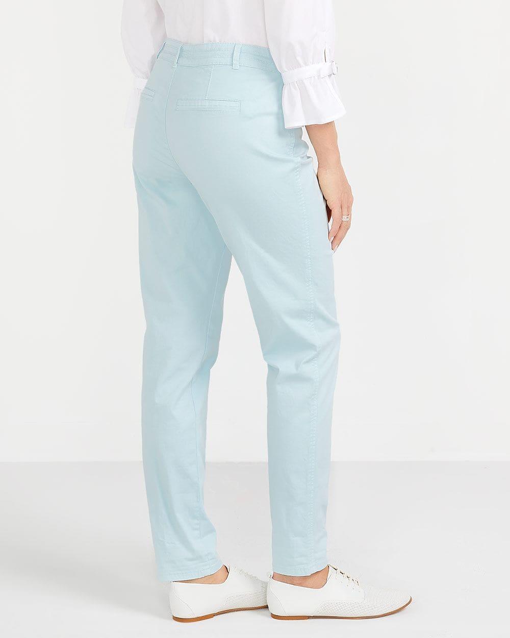 Pantalon Chino skinny Petite