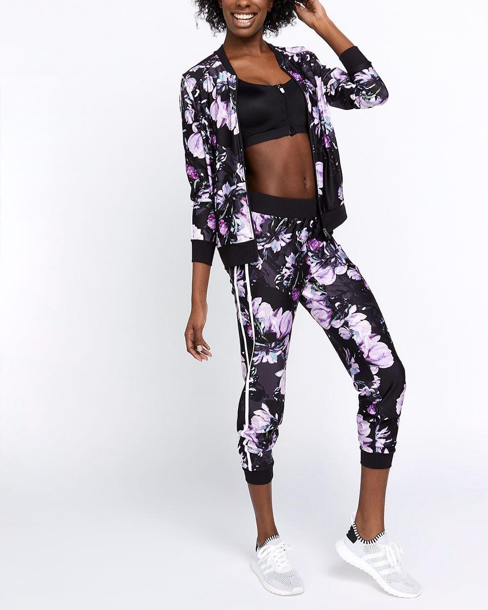 Pantalon de sport imprimé Hyba