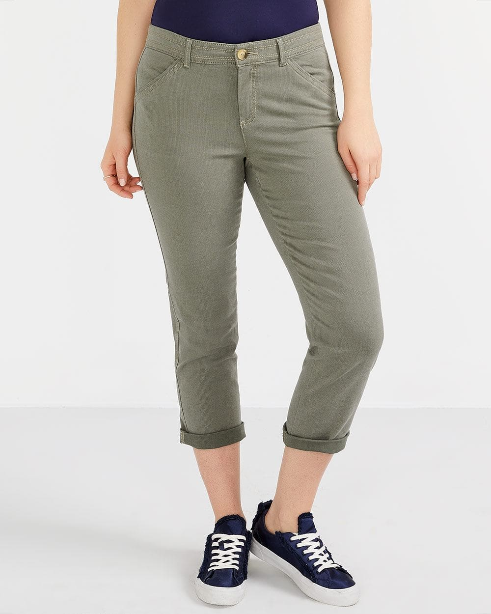 The Cropped Chino