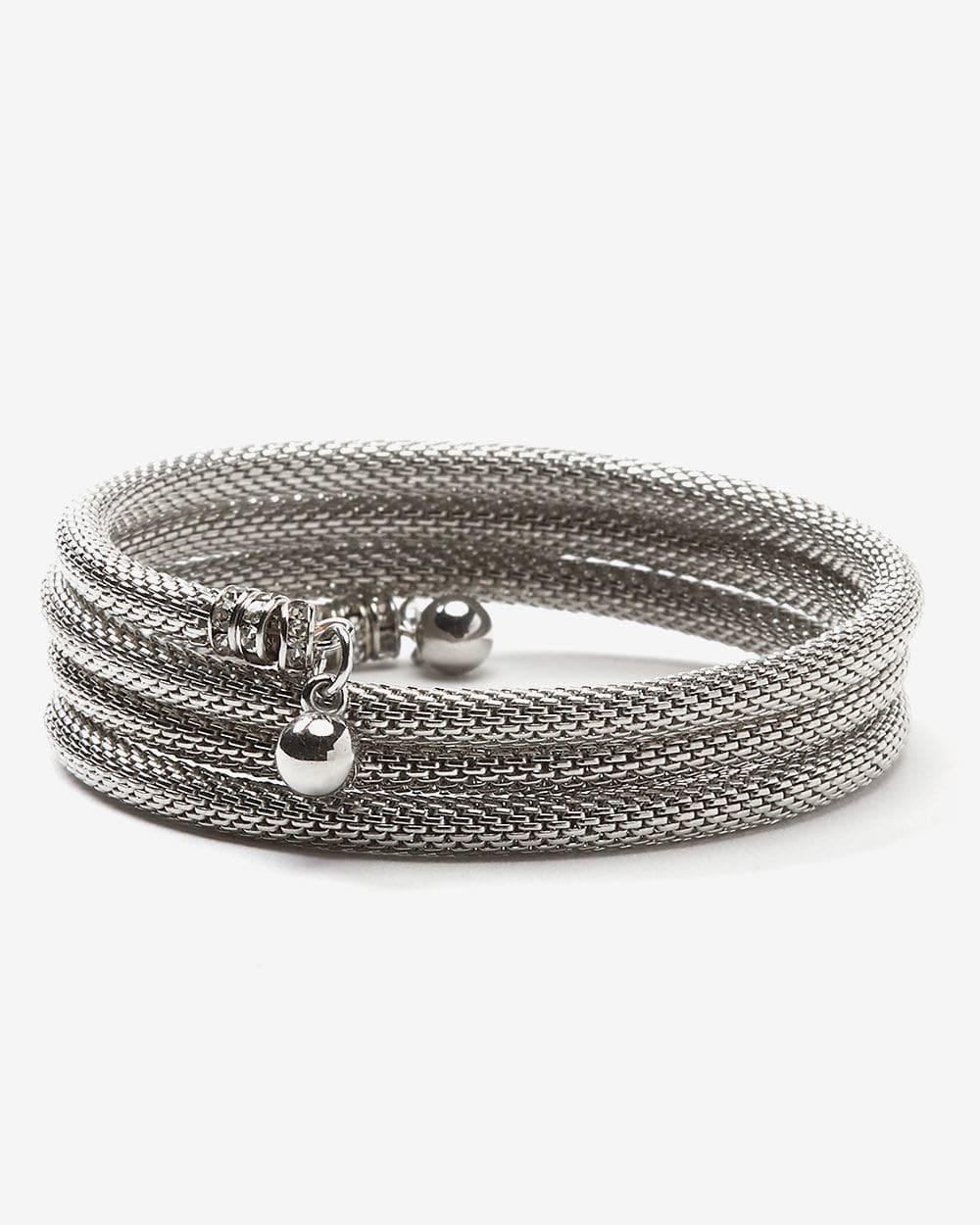 Mesh Wrap Around Bracelet