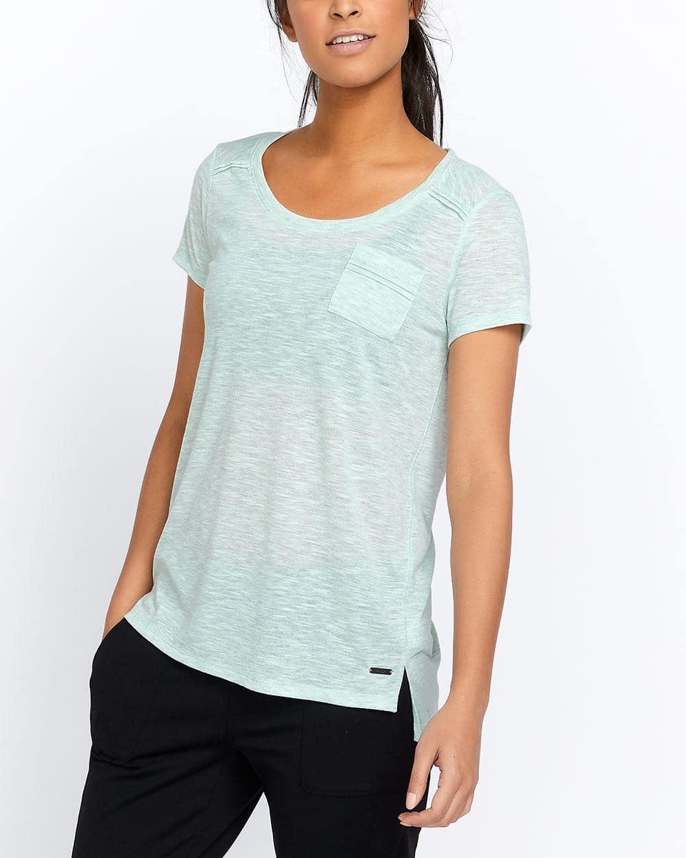 T-shirt avec poche Hyba