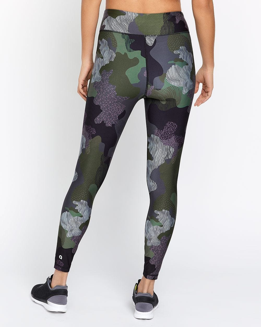 Legging Supersonique imprimé Hyba
