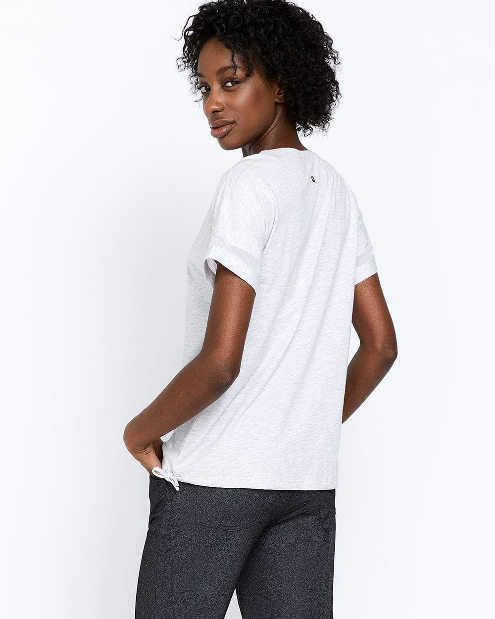 Hyba Drawstring T-Shirt