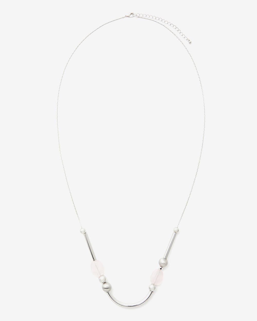 Long Half Moon Necklace