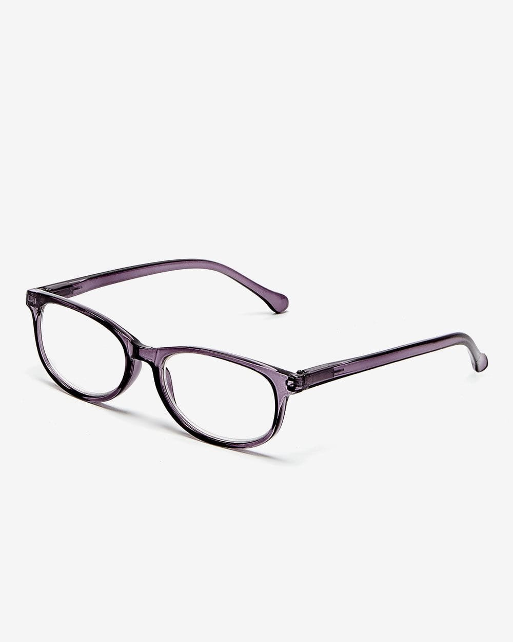 Reading Glasses with Expandable Hinges