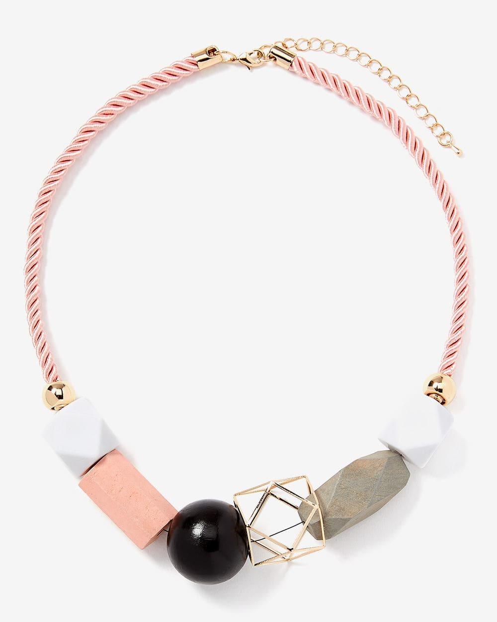 Mix Bead Necklace
