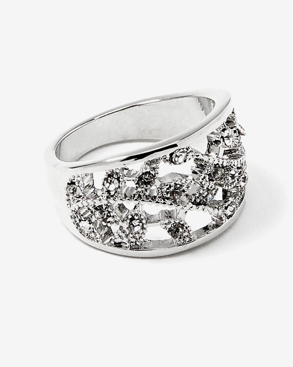 Leafy Ring