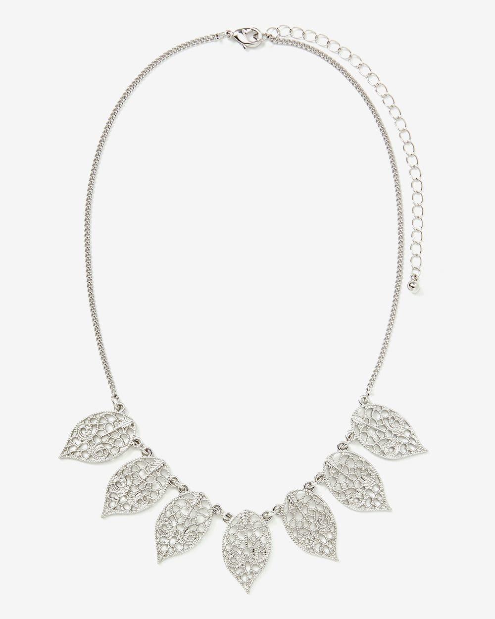 7-Pieces Filigree Necklace