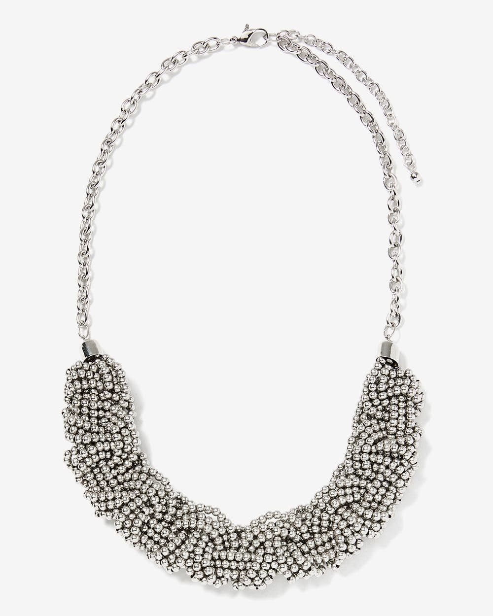 Statement Bead Necklace