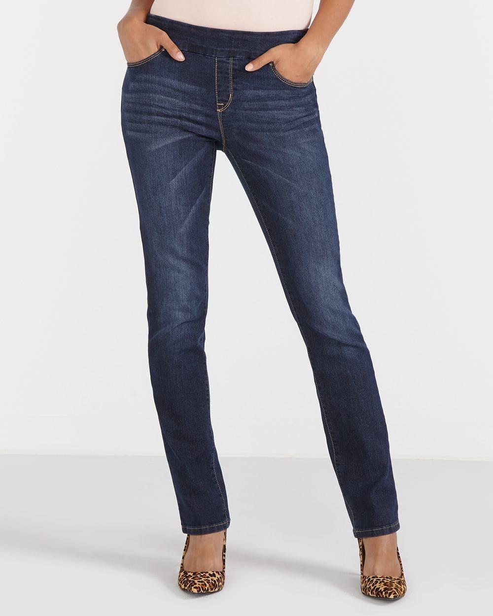 Original Comfort Straight Leg Jeans
