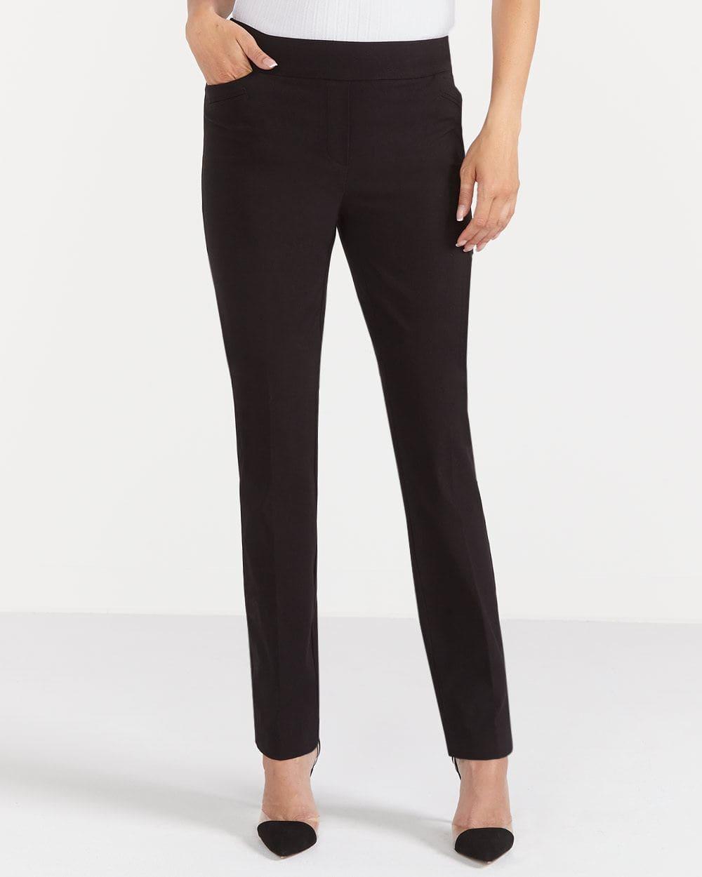 The Tall Iconic Straight Leg Pants