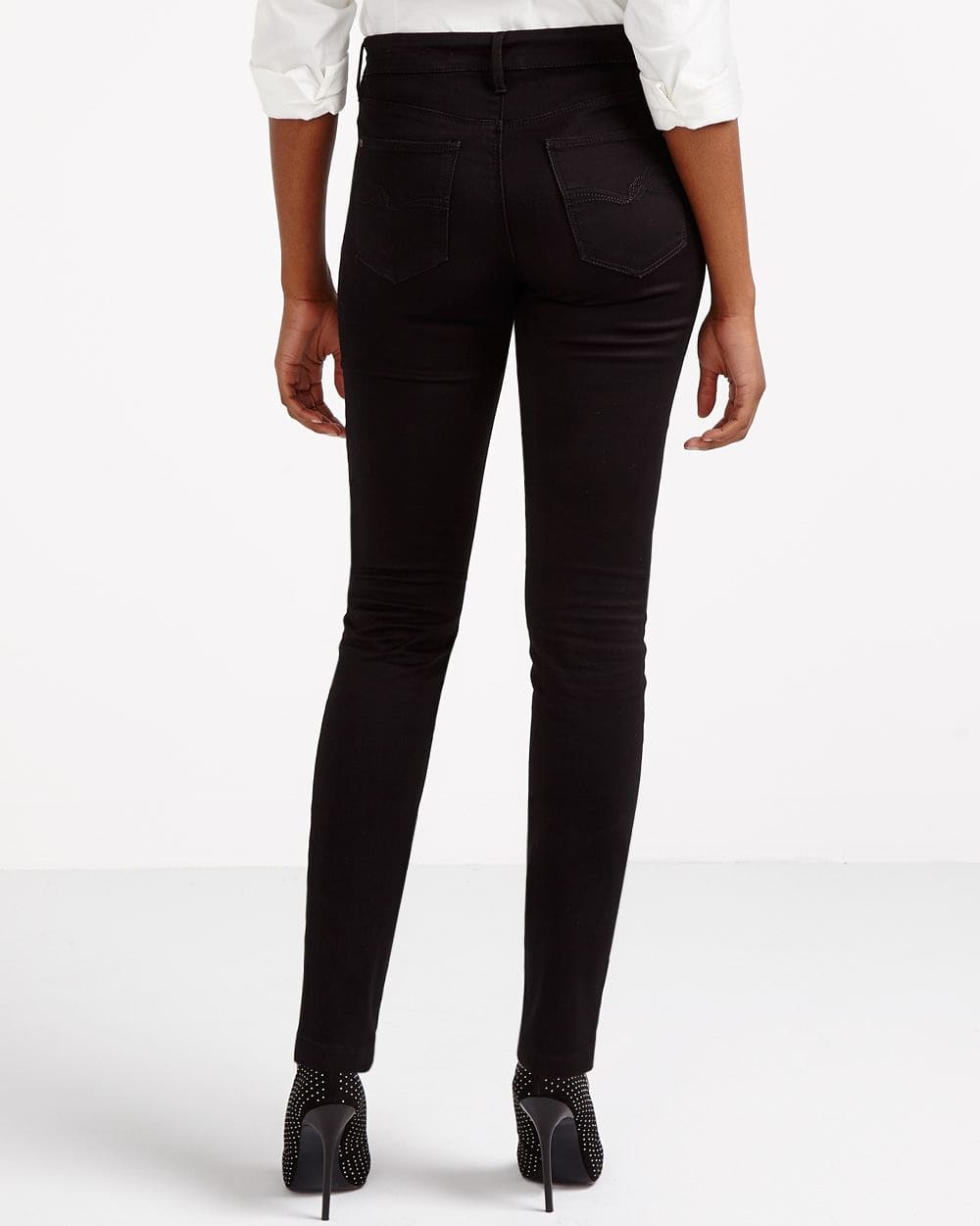 The Signature Soft Skinny Jeans
