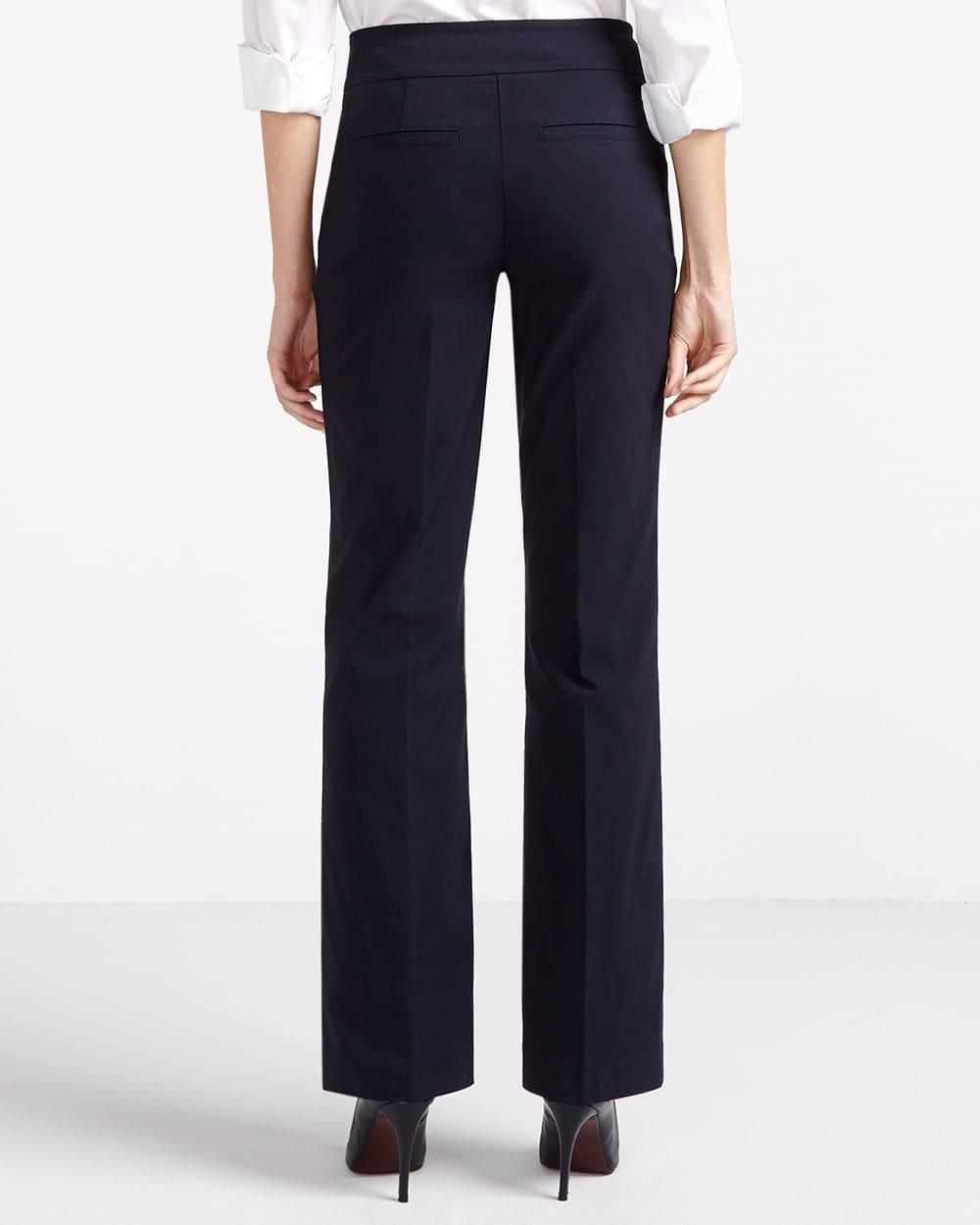 Pantalon confort à jambe évasée L'Iconique