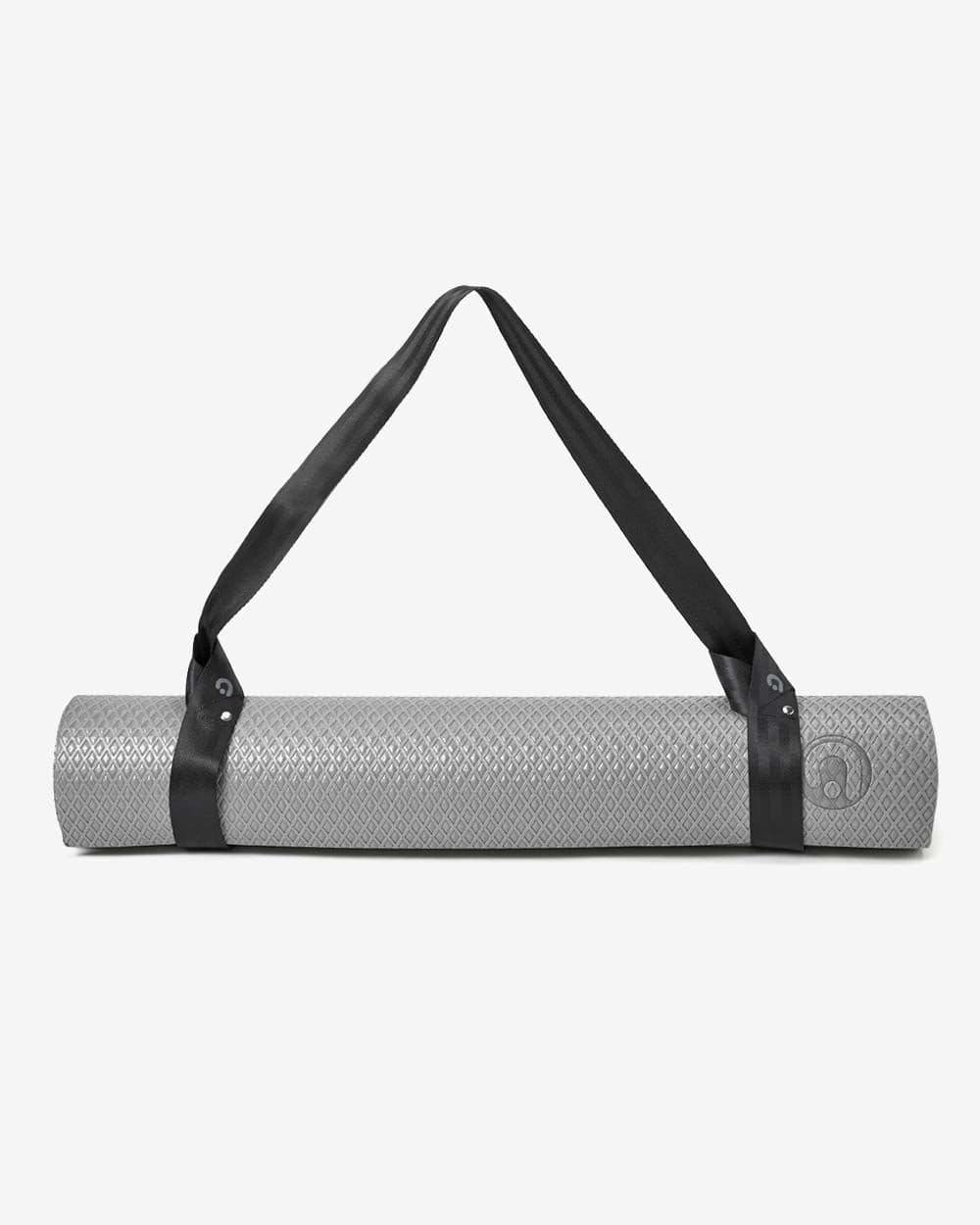 exercise kovida mat yoga with high workout density strap anti product carrying tear