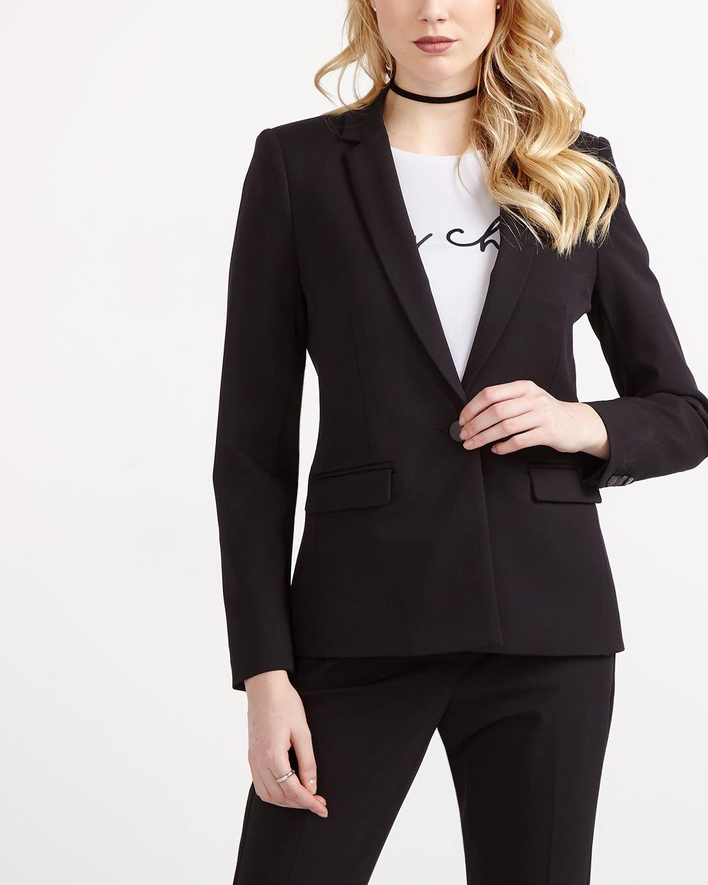 Willow & Thread Long Sleeve Blazer