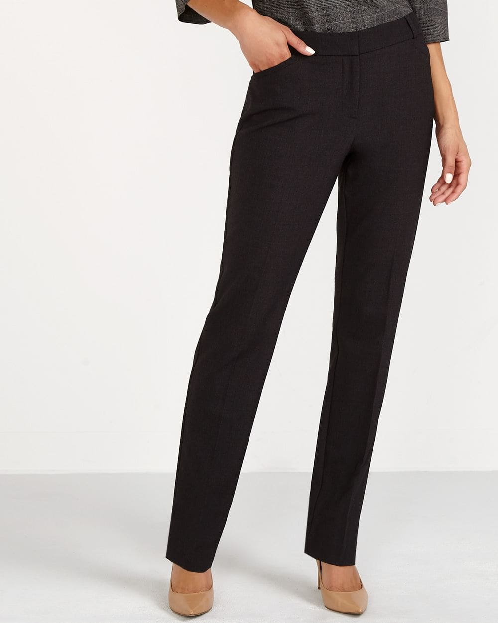 The New Classic Straight Leg Pants
