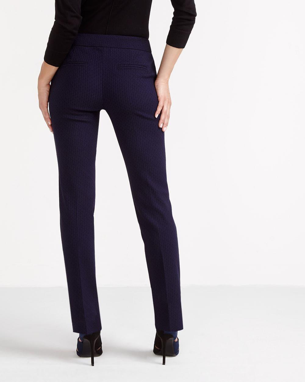 Pantalon imprimé à jambe droite L'Iconique Petites