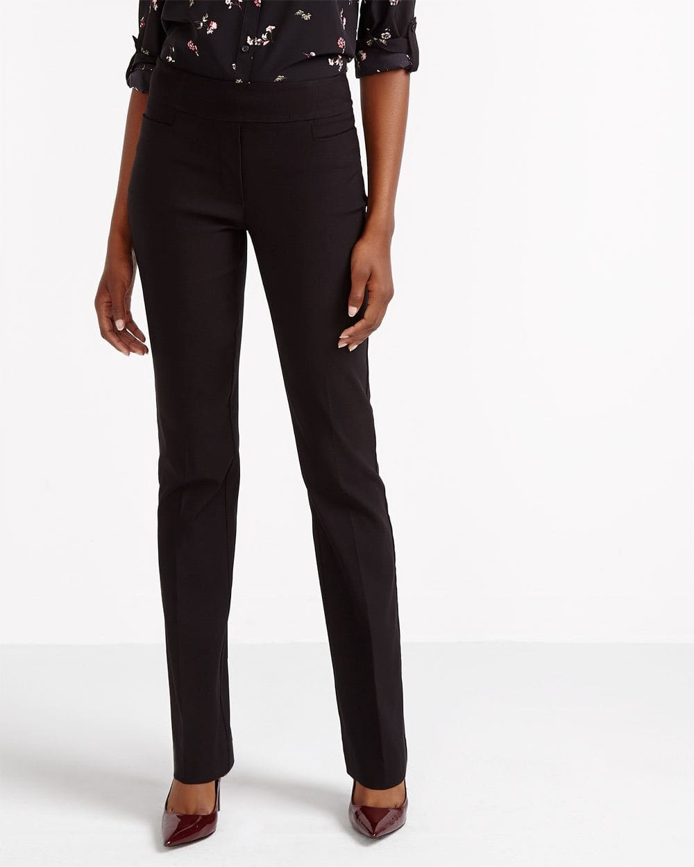 The Tall Iconic Boot Cut Pants