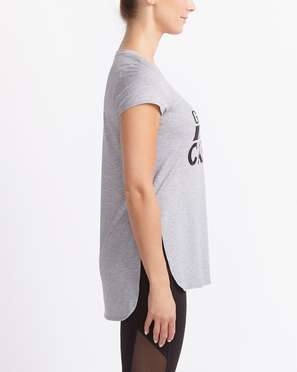 T-shirt graphique Hyba