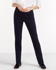 The Tall Iconic Fish Scale Straight Leg Pants