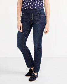 The Petite Original Comfort Straight Leg Jeans