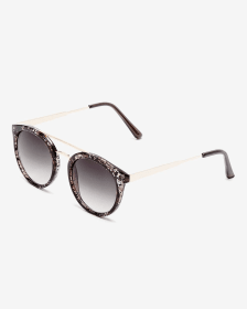 Speckle Sunglasses