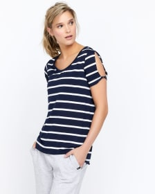 Hyba Striped T-shirt
