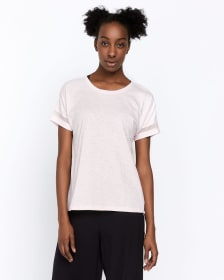 Hyba Top with Mesh Detail